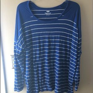 Old Navy Women's Long Sleeve Shirt